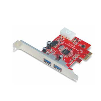 CARD PCI 1X - USB 3.0 Unitek Y7301