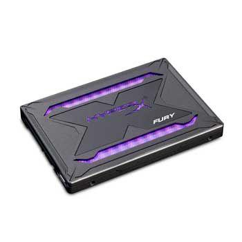 480GB Kingston HyperX FURY RGB SHFR200/480G