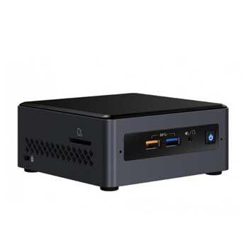 INTEL BOX NUC7PJYHN2 (Tiết kiệm điện hơn 90%, tiêu thụ từ 5W-10W khi hoạt động) (Máy tính nhỏ , gọn nhất )