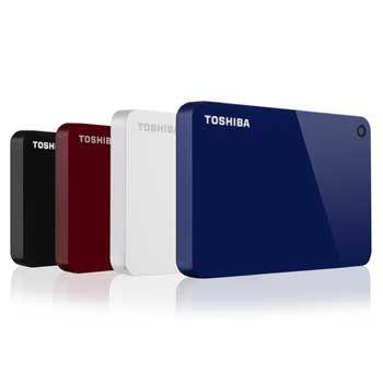 1TB Toshiba Canvio Advance
