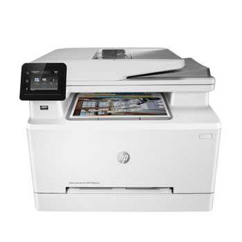 Máy in Laser màu HP Color LaserJet Pro MFP M283FDN 7KW74A