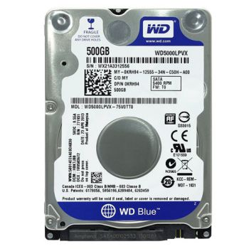 500Gb WESTERN SATA (BLUE)(WD5000LPCX)