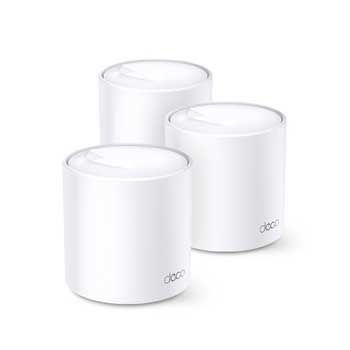 TP LINK Wifi Mesh Deco X20 (3-pack)