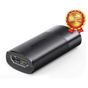 ĐẦU NỐI HDMI 2.0 Extender Ugreen 10943 (4K/60Hz)