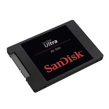 250GB Sandisk Ultra 3D-250G SDSSDH3-250G-G25