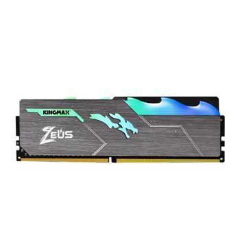 8GB DDRAM 4 3200 KINGMAX HEATSINK Zeus RGB (Tản nhiệt có đèn led)