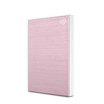 2Tb SEAGATE- Backup Plus Slim ( STHN2000405) (hồng)