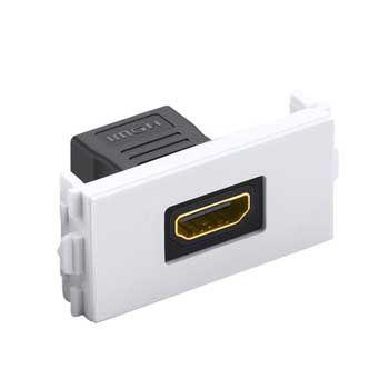 Nhân HDMI Đúc Sẵn Ugreen 20317 (Dùng Đế Âm Tường)