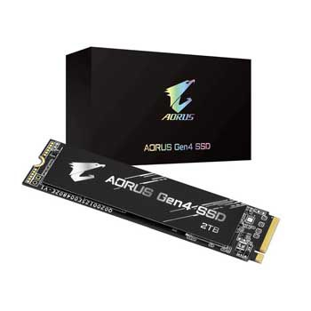 2TB Gigabyte AORUS GP-AG42TB NVMe Gen 4x4
