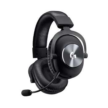 HEADPHONE LOGITECH Over-ear Logitech G Pro X (Dành cho GAME )
