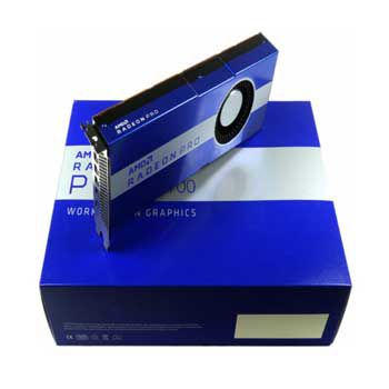 8GB VGA AMD RADEON PRO W5700