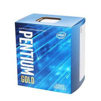 Intel Coffee lake Pentium Gold G5600(3.9GHz) Chỉ hỗ trợ Windows 10