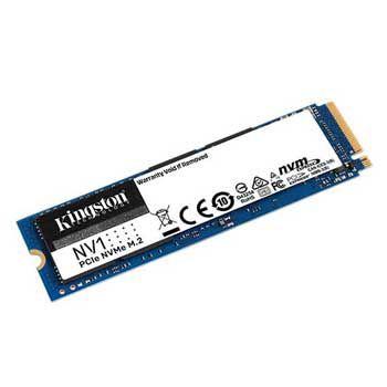 500GB KINGSTON SNVS/500G NV1 NVMe PCIe