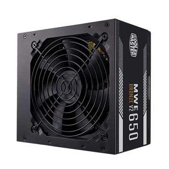 650W Cooler Master MWE 650 BRONZE V2 FULL RANGE