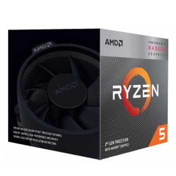 AMD Ryzen R5 3400G