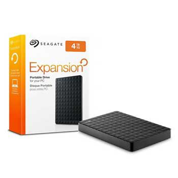 4Tb SEAGATE-Expansion Portable