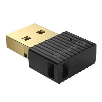 Thiết bị USB Bluetooth 5.0 ORICO BTA-508 Màu đen