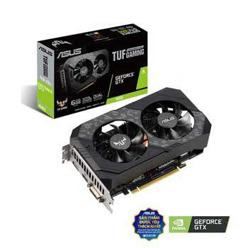 6GB Asus TUF-GTX1660-6G-GAMING