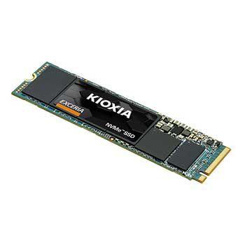 500GB Kioxia NVMe M.2 2280 BiCS FLASH LRC10Z500GG8