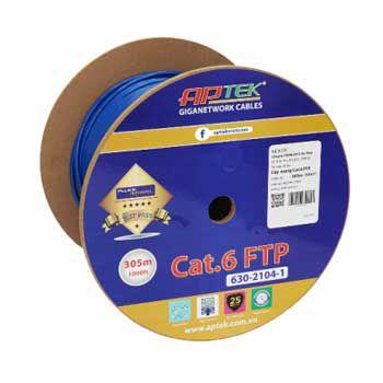 CABLE APTEK CAT.6 FTP 305m