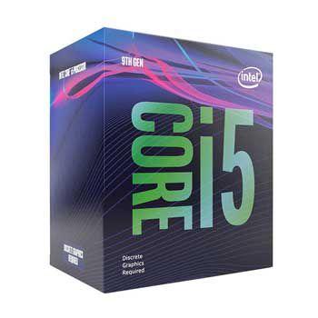 Intel Coffee Lake i5 9400F(4.1GHz) Chỉ hỗ trợ Windows 10