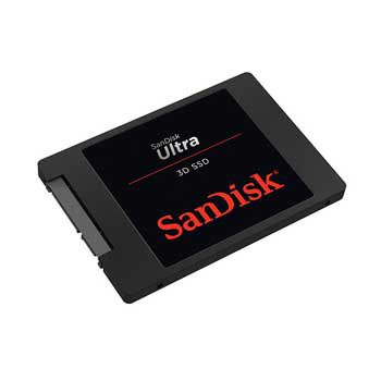 1TB Sandisk Ultra 3D-1TB SDSSDH3-1T00-G25