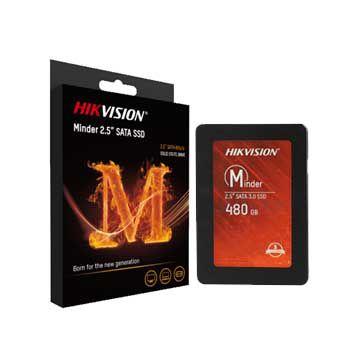 480GB HIKVISION HS-SSD-Minder(S)/480G