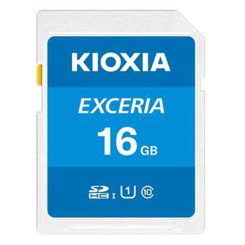 SDHC 16GB Kioxia Exceria UHS-I C10-LNEX1L016GG4