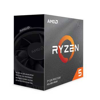 AMD Ryzen R5 3500X