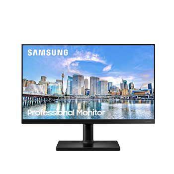 """LCD 24"""" SAMSUNG LF24T450FQEXXV Màn Hình LED IPS ( Thiết kế tràn viền 3 cạnh)"""