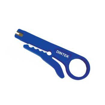 Dụng cụ tuốt vỏ cáp DINTEK - Cable stripper