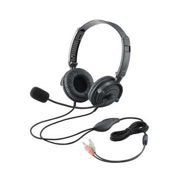 HEADPHONE Elecom HS-HP20BK
