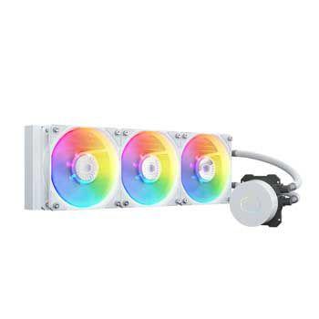 Tản nhiệt nước Cooler Master CML360L V2 ARGB WHITE