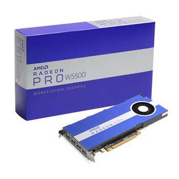 8GB VGA AMD RADEON PRO W5500