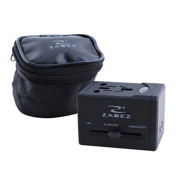Adapter Sạc Du Lịch Đa Năng Zadez ZTA-33