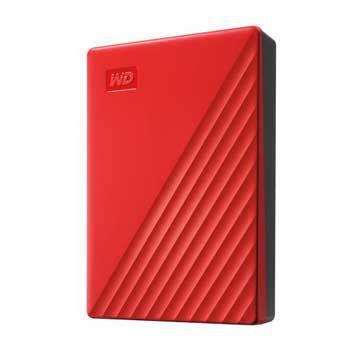 4TB WESTERN Passport WDBPKJ0040BRD-WESN