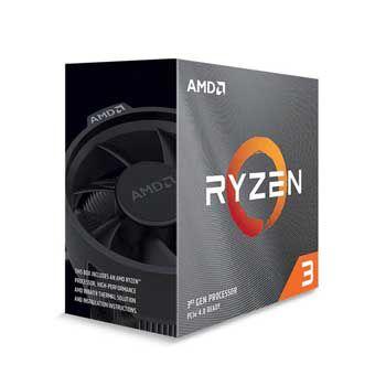 AMD Ryzen 3 PRO 4350G