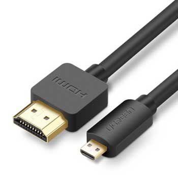 Cáp chuyển Micro HDMI sang HDMI dài 2M Ugreen 30103