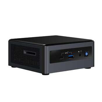 INTEL BOX BXNUC10i5FNHN2 (Tiết kiệm điện hơn 90%, tiêu thụ từ 5W-10W khi hoạt động) (Máy tính nhỏ , gọn nhất )