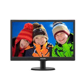"""LCD 19.5"""" PHILIPS 203V5LHSB2"""