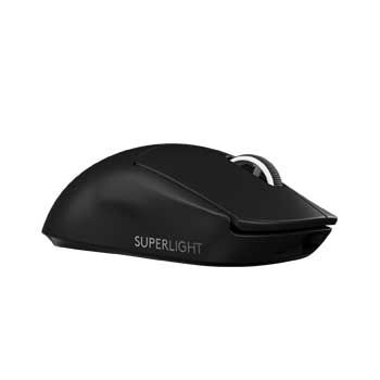 LOGITECH không dây gaming Logitech G Pro X - Super Light (Đen)