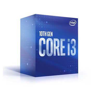 Intel Comet Lake i3-10100 (3.6GHz) Chỉ hỗ trợ Windows 10