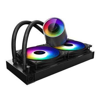 Fan DEEPCOOL Castle 240 RGB V2 (Tản nhiệt nước)
