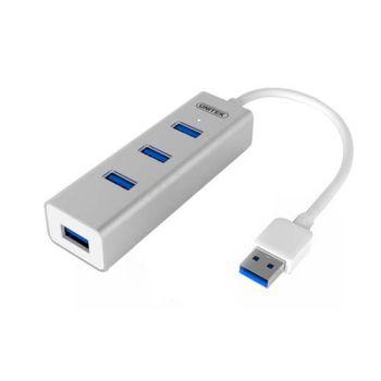 HUB USB 1 – 4 PORT UNITEK Y3045 (USB3.0)