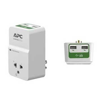 Ổ cắm điện chống sét APC PM1WU2-VN (có 2 cổng sạc USB)