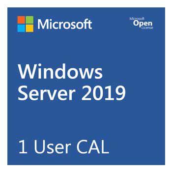 Windows Server CAL 2019 SNGL OLP NL UsrCAL R18-05768