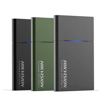 500GB HIKVISION HS-ESSD-Elite7 HS-ESSD-Elite7 T/Grey/500GB ( external)