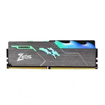 16GB DDRAM 4 3200 KINGMAX HEATSINK Zeus RGB (Tản nhiệt có đèn led)