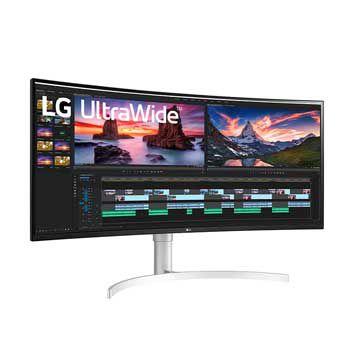 """LCD 38"""" LG 38WN95C-W.ATV (Màn hình cong)"""