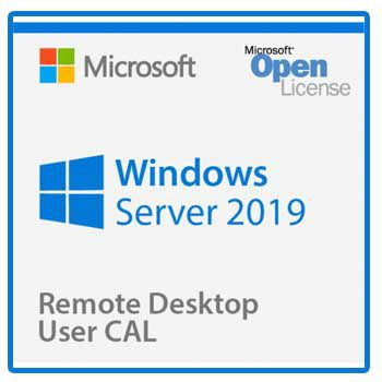 Windows Remote Desktop Services CAL 2019 SNGL OLP NL UsrCAL 6VC-03748